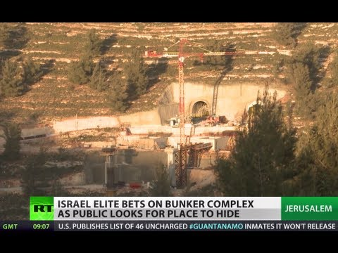 Bunker Bias: Israel elite bets on exclusive shelter as people left w/o hideout