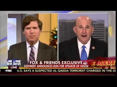 Louie Gohmert Runs Against Obama and Amnesty Supporter John Boehner!
