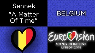 """TessHex Reviews: """"A Matter Of Time"""" by Sennek (Belgium)"""