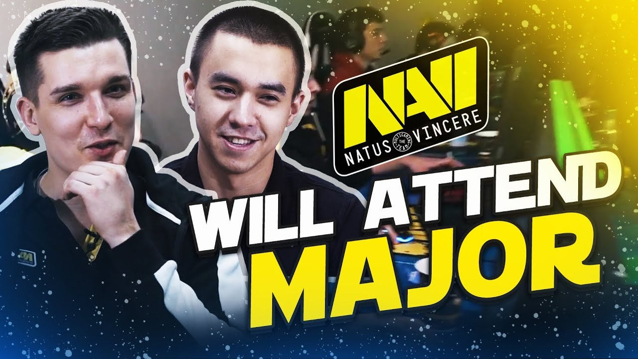 NAVI WILL ATTEND DREAMLEAGUE MAJOR