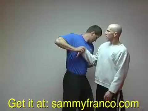 Wrist Locks for the Street (Volume 2) with Sammy Franco Image 1