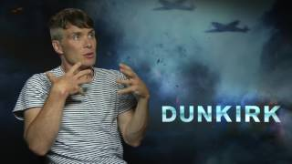 Dunkirk Interview - Cillian Murphy