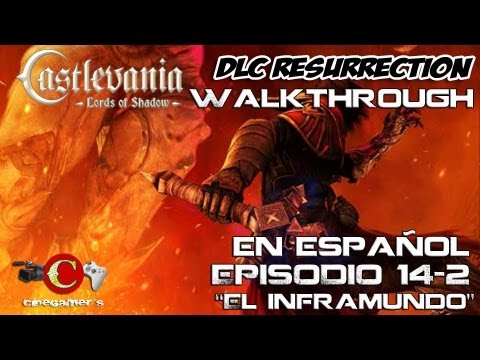 Castlevania Lords of Shadow DLC Resurrection Episodio 14-2