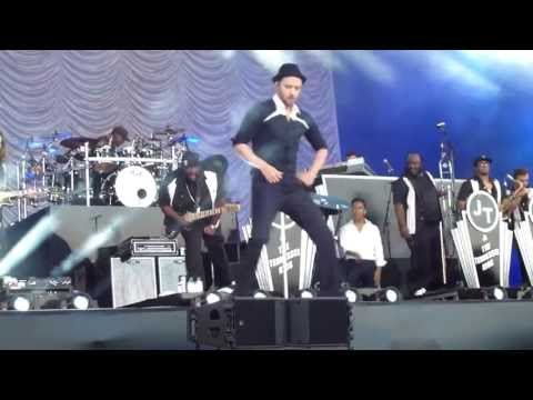 Justin Timberlake - Let Me Talk to You (Prelude)