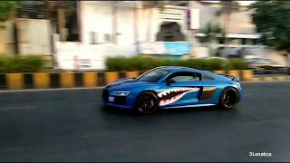 How to drive your Audi R8 - Supercars in MUMBAI!!!