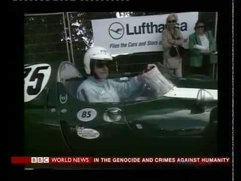 F1 legend Sir Jack Brabham dies