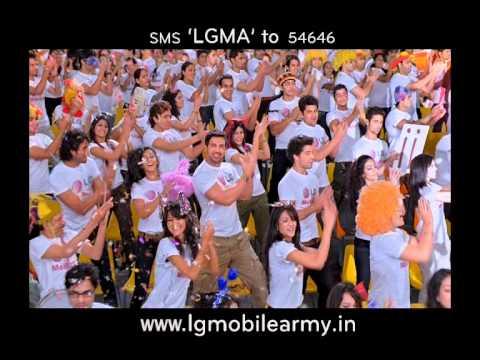 LG Mobile army John Hindi