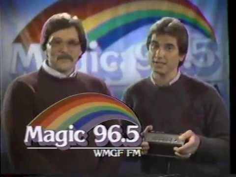 WMGF 96.5 FM - Girard and Luczak - Thinly Veiled Threat (1984 Milwaukee)