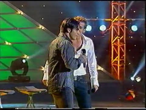 Bustamante programa Menudas Estrellas Antena 3 Año 2002 parte 2/3