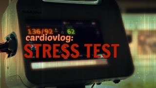 MY STRESS TEST! CARDIOVLOG