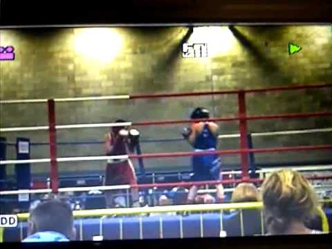 Super nice Larches and savick amateur boxing club