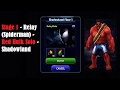 Stage 1 - Relay (Spiderman) -  Red Hulk Solo - Shadowland
