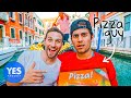 I Took My Pizza Delivery Guy Around the World thumbnail
