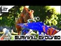 ARK: Survival Evolved - TAMING W/ A GALLIMIMUS! S3E50 ( Gamep...
