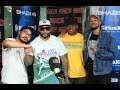 Friday Fire Cypher: Thirstin Howl III & Adam Vida Rap Live on Sway in the Morning