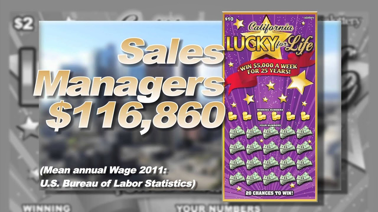 how does 2nd chance ca lottery workplace contract