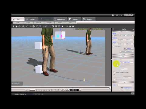 Walk Like a HIT Man by SmallWStudio – iClone tutorial