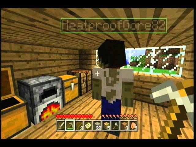 Minecraft Xbox 360 Edition: Playing online