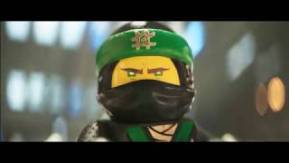 The Weekend Whip [Ninjago Movie Music Video]