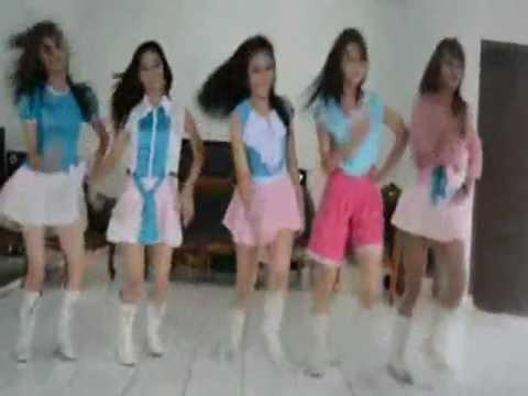 Dance ...keren abizz..anak SMA