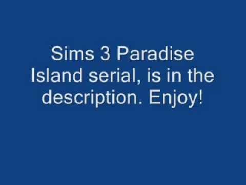 Sims  Island Paradise Serial Code