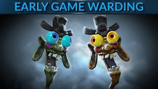 Winning Games By Warding Effectively | Early Game Dota 2 Guide | GameLeap.com