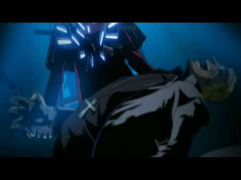 |hd| Hellsing Ultimate Trailer Ova 1 video