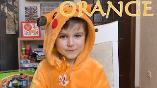 Learn Animals and Colors with Colorful Costumes Show