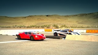 Forza 6: FASTEST DRAG CAR vs. Koenigsegg ONE:1 Drag Race!