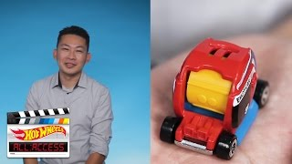 Emoji Car – with Kevin Cao | All Access | Hot Wheels