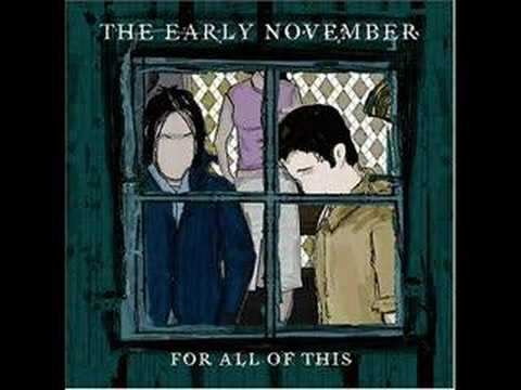 Early November - Baby Blue