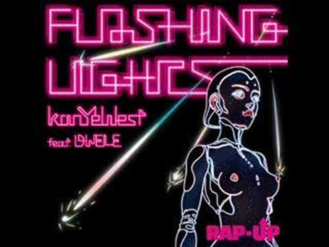 Kanye West - Flashing Lights(instrumental) video
