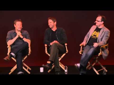 Gerard Butler & Aaron Eckhart: Olympus Has Fallen Interview video