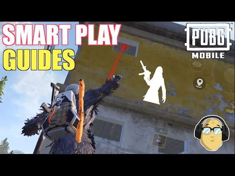 SMART GAMEPLAY GUIDE PUBG MOBILE