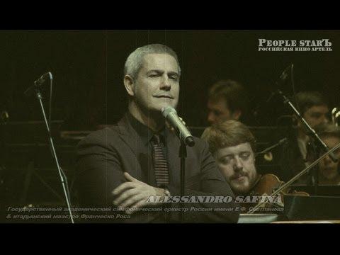 "Alessandro Safina ""Parla pui piano"""