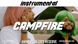 Aminé Campfire Ft Injury Reserve Instrumental