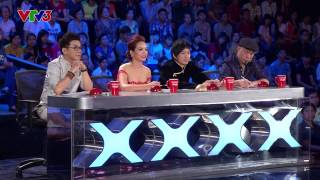 [FULL] Vietnam's Got Talent 2014 - TẬP 08 (16/11/2014)