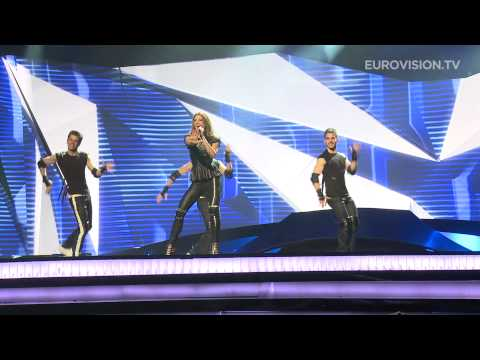 Hannah - Straight Into Love (Slovenia) Impression of 2nd Rehearsal