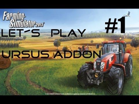 Ursus Spezial #08 Gras Heu PlayTest Landwirtschafts Simulator 2013