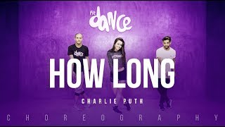 Download Lagu How Long - Charlie Puth | FitDance Life (Choreography) Dance Video Gratis STAFABAND