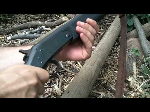 NEF Pardner 20 Gauge Shotgun...Bushbeater
