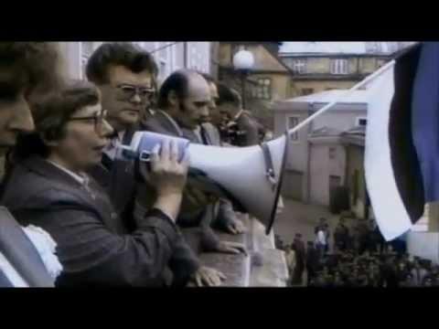 Isamaa ilu hoieldes // The Singing Revolution in Estonia
