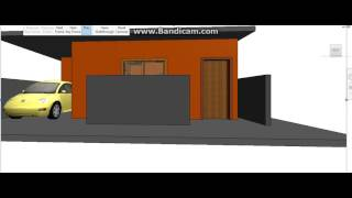 House plan in 30X30 site || Car parking || Double bedroom
