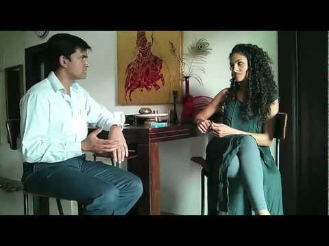 Raadha Kalpa - Interview With Rukmini Vijaykumar video