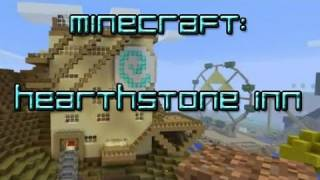 Minecraft Hotel_ The Hearthstone Inn