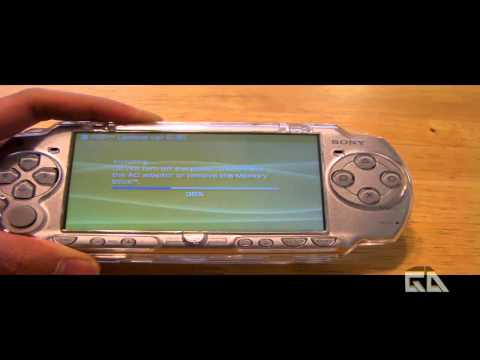[How To] Downgrade Firmware on PSP Fat/Slim From 6.60 to 6.XX In Less Than 7 Minutes