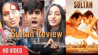 Sultan Movie | Public Review | Salman Khan, Anushka Sharma | Housefull Show |
