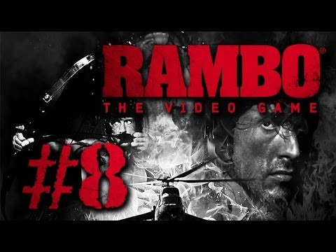 Rambo: The Video Game - Gameplay #8 - Höhlenforschung In Afghanistan video