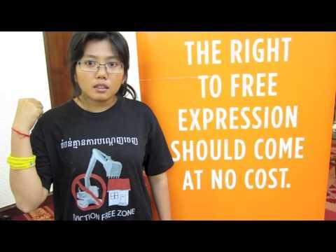 Cambodia: free speech under threat