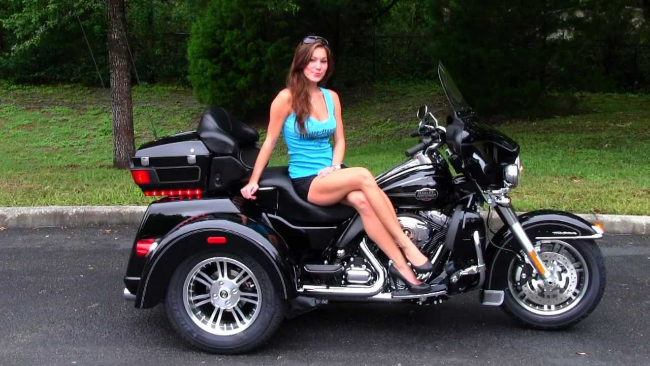 New 2013 Harley Davidson Flhtcutg Tri Glide Ultra Classic